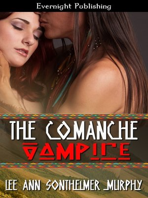 cover image of The Comanche Vampire