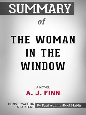 cover image of Summary of the Woman in the Window