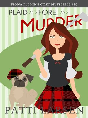 cover image of Plaid and Fore! and Murder