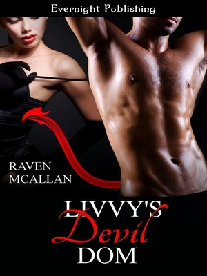 cover image of Livvy's Devil Dom