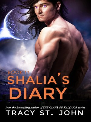 cover image of Shalia's Diary Book 11