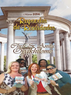 cover image of Rhapsody of Realities March 2014 Spanish Edition