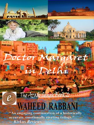 cover image of Doctor Margaret In Delhi