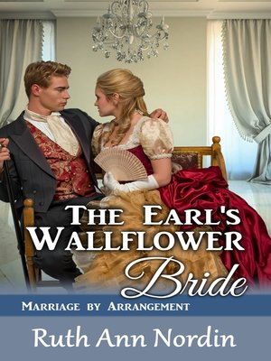 cover image of The Earl's Wallflower Bride