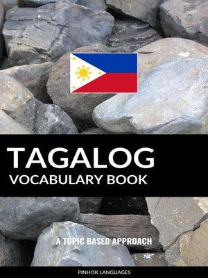 cover image of Tagalog Vocabulary Book