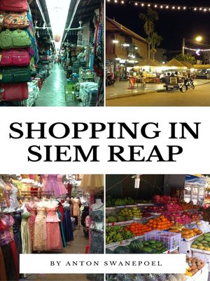 cover image of Shopping In Siem Reap
