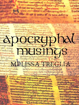 cover image of Apocryphal Musings