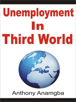 cover image of Unemployment in Third World