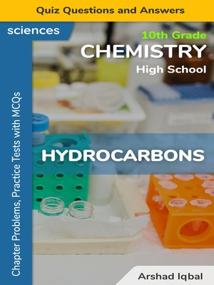 cover image of Hydrocarbons Multiple Choice Questions and Answers (MCQs)