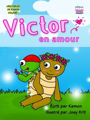 cover image of Victor en amour
