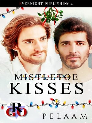 cover image of Mistletoe Kisses