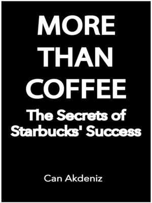 cover image of More Than Coffee