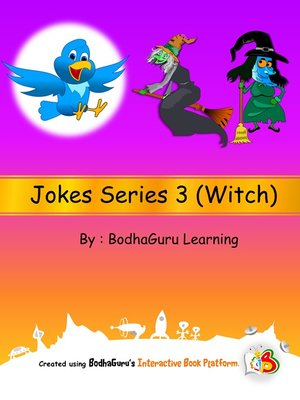 cover image of Jokes Series 3 (Witch)