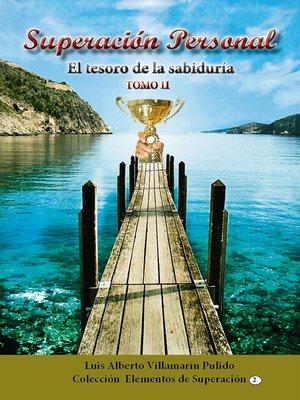 cover image of Superación Personal-Tesoro de la Sabiduría-Tomo ll