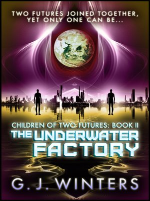 cover image of The Underwater Factory