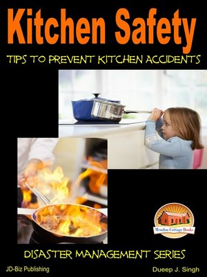 cover image of Kitchen Safety