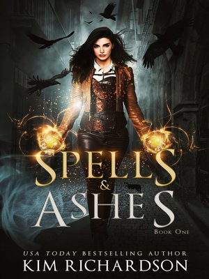 cover image of Spells & Ashes