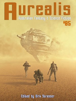 cover image of Aurealis #85
