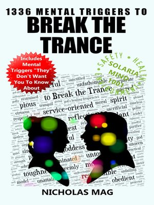 cover image of 1336 Mental Triggers to Break the Trance
