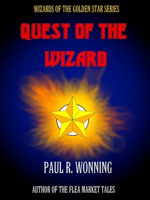 cover image of Quest of the Wizard