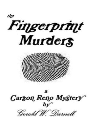 cover image of The Fingerprint Murders