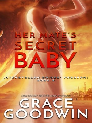 cover image of Her Mate's Secret Baby
