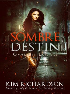 cover image of Sombre Destin