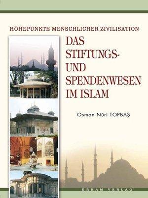 cover image of Das Stıftungs