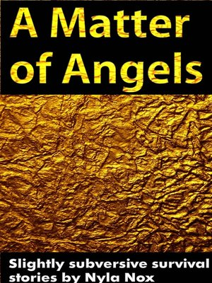 cover image of A Matter of Angels