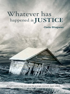 cover image of Whatever Has Happened is Justice