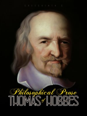 cover image of Philosophical Prose of Thomas Hobbes