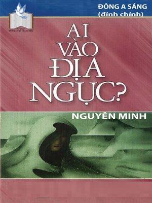 cover image of Ai vào địa ngục ?