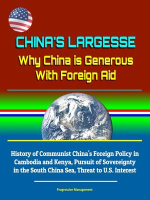 cover image of China's Largesse
