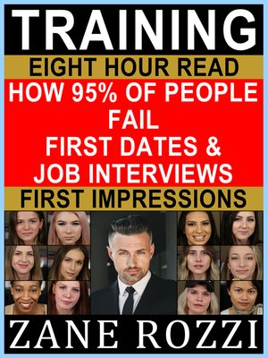 cover image of How 95% of People Fail First Dates and Job Interviews
