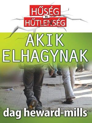 cover image of Akik Elhagynak