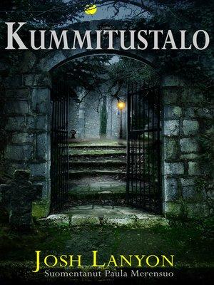 cover image of Kummitustalo
