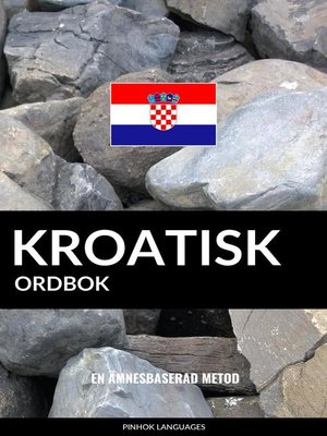 cover image of Kroatisk ordbok