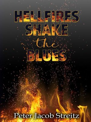cover image of Hellfires Shake the Blues