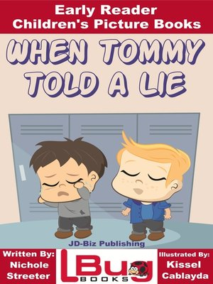 cover image of When Tommy Told a Lie