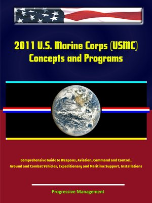cover image of 2011 U.S. Marine Corps (USMC) Concepts and Programs