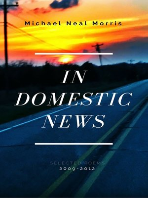 cover image of In Domestic News