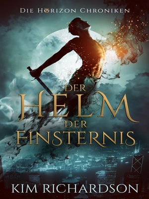 cover image of Der Helm der Finsternis