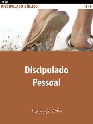 cover image of Discipulado Pessoal