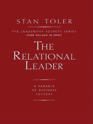 Stan toler overdrive rakuten overdrive ebooks audiobooks and cover image of the relational leader fandeluxe Image collections