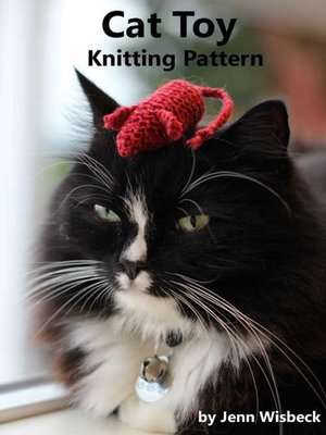 cover image of Cat Toy Knitting Pattern