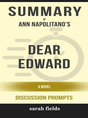 cover image of Summary of Dear Edward