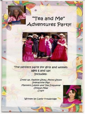 "cover image of ""Tea and Me"" Adventures Party"