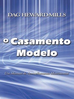 cover image of O Casamento Modelo