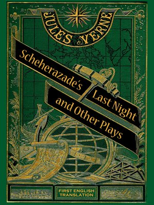 cover image of Scheherazade's Last Night and Other Plays