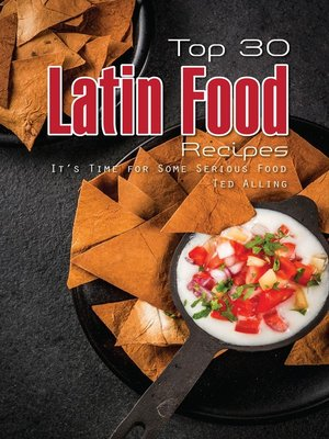 cover image of Top 30 Latin Food Recipes
